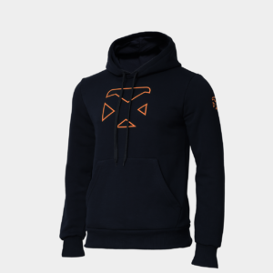Court Hoodie- navy (OR)