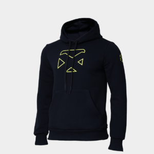 Court Hoodie- navy (LM)