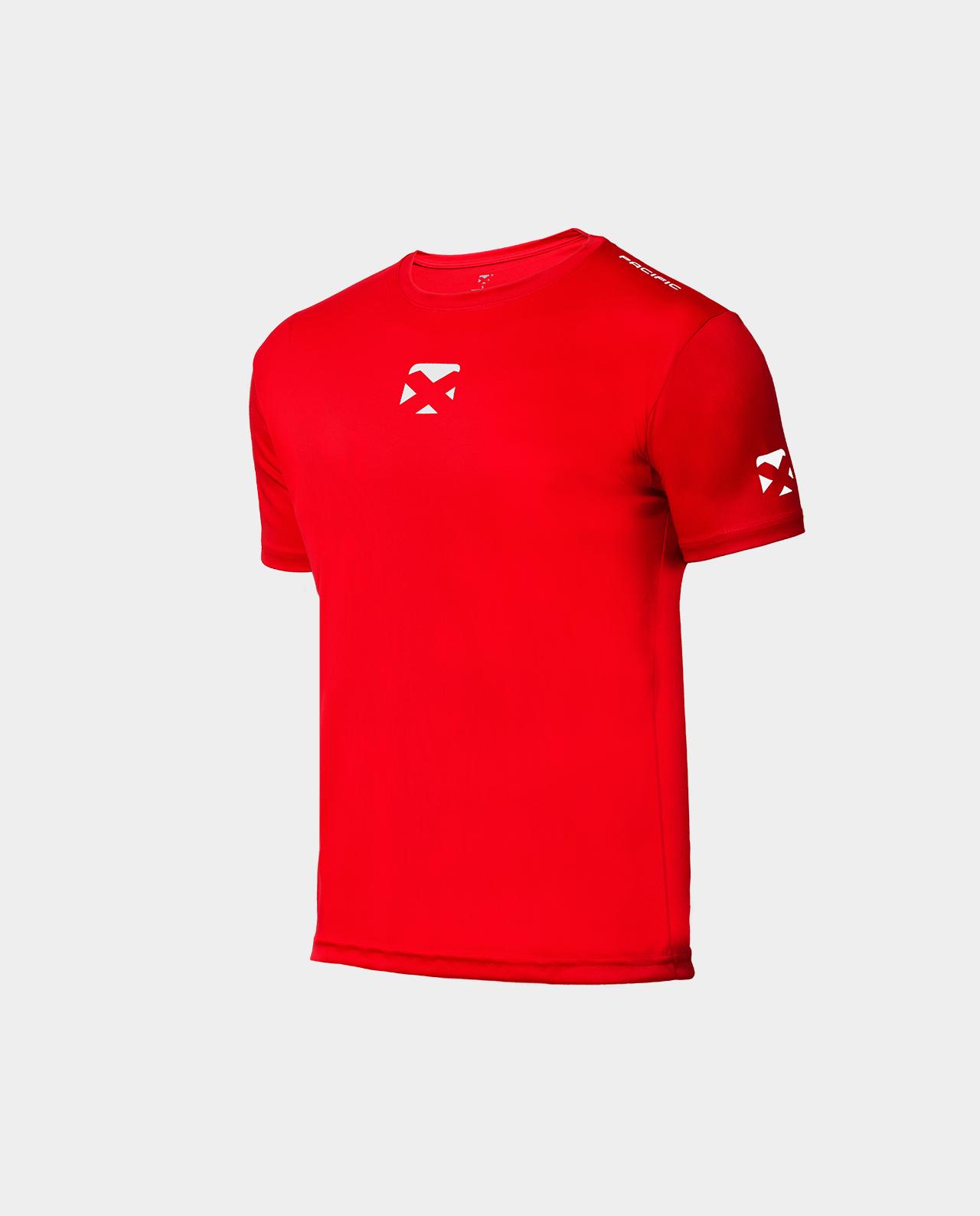 Futura Tee-red (WH) 1