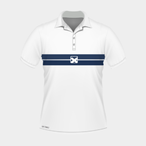 Team Pro Polo- white (NY)
