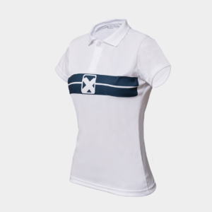 Team Pro Polo Women- white (NY)